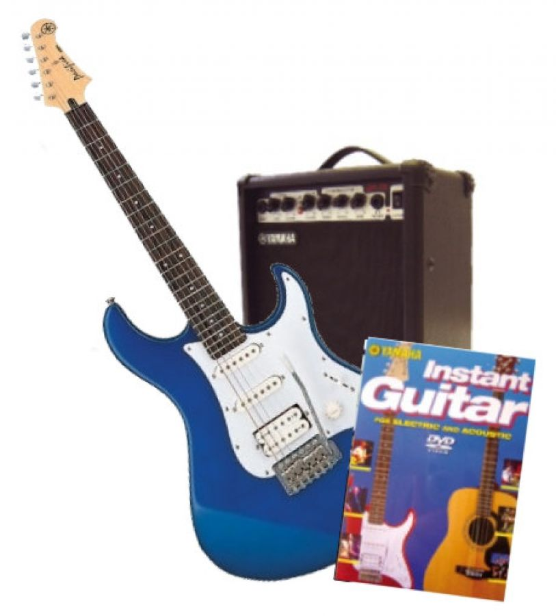 Pacifica 012 Electric Guitar Beginner's Pack