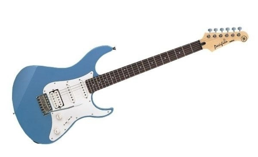 Yamaha pacifica 112 electric guitar in lake placid blue for Yamaha pacifica 112 replacement parts