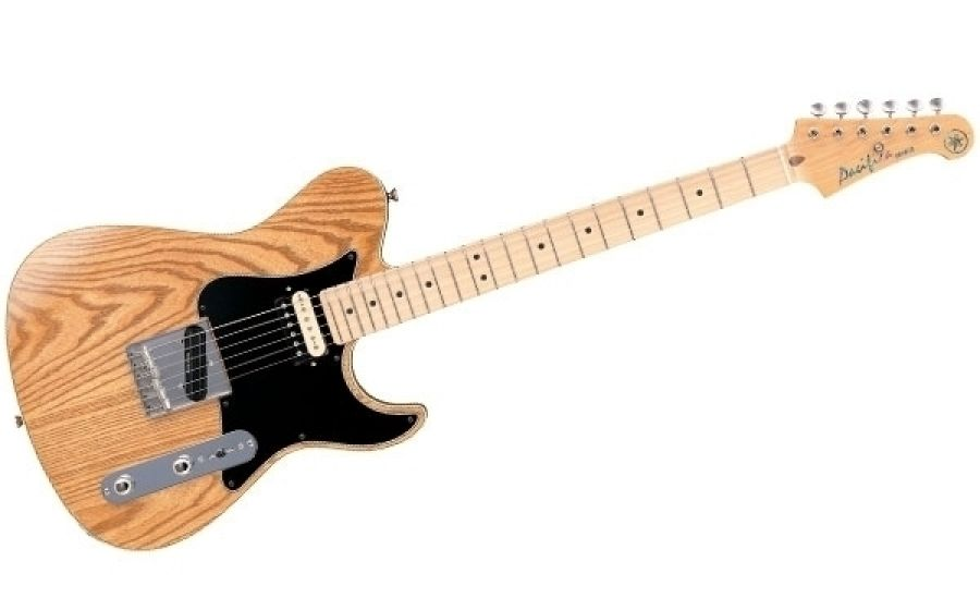 yamaha pacifica 1511 mike stern signature electric guitar in natural wood finish yamaha music. Black Bedroom Furniture Sets. Home Design Ideas