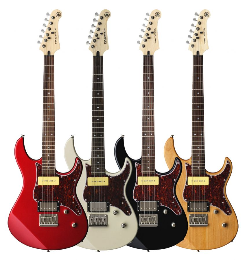 yamaha pacifica 311h electric guitar various colours. Black Bedroom Furniture Sets. Home Design Ideas