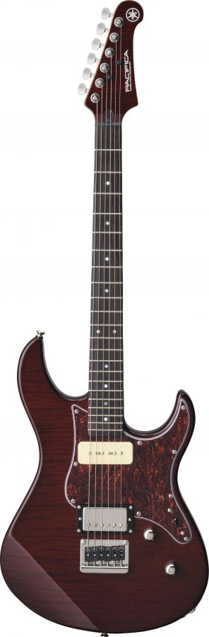 Pacifica 611HFM Electric Guitar
