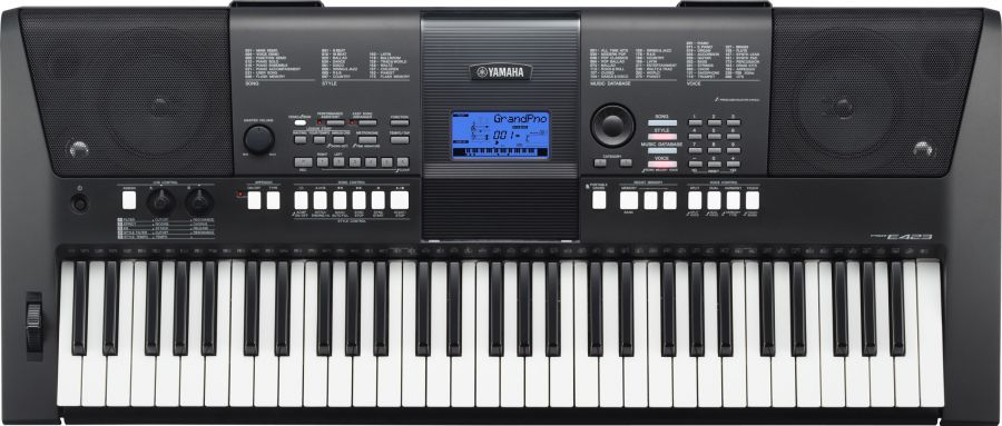 PSRE423 Home Keyboard
