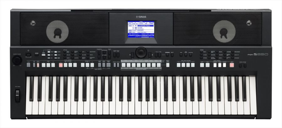 PSR-S650 Arranger Workstation Keyboard