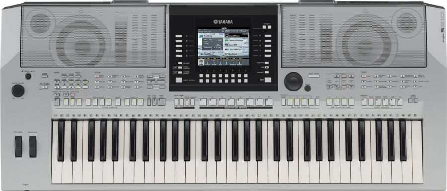 PSRS910 Arranger Workstation Keyboard