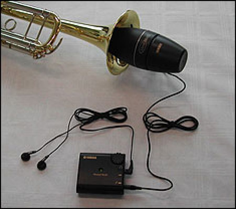 SB79 Silent Brass System for Trumpet and Cornet EX Display