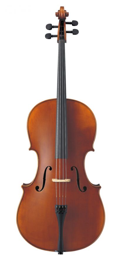 VC7SG Full Size (4/4) Cello Outfit