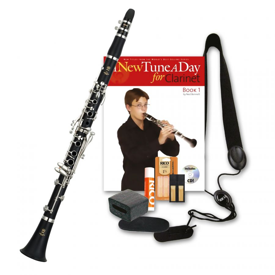 yamaha beginner clarinet pack includes yamaha ycl 255s bb ForYamaha Beginner Clarinet
