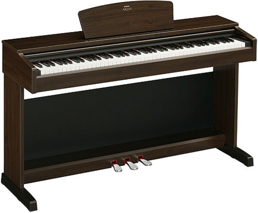 Yamaha Arius YDP140 Digital Piano in Dark Alder