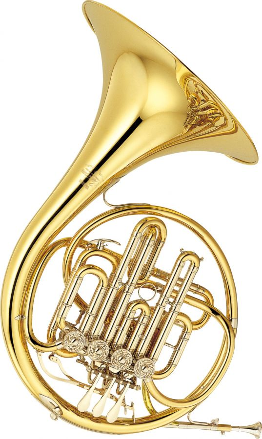 YHR-882G Double Descant Bb/High F French Horn