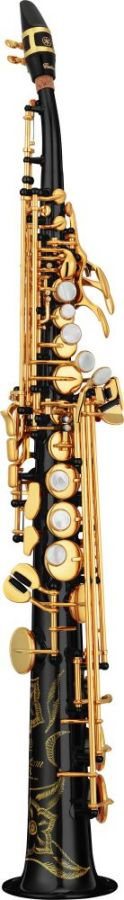 YSS-82ZRB Bb Soprano Saxophone with Curved Neck