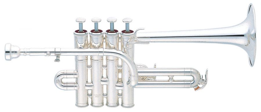 YTR-9830 Handcrafted Bb/A Piccolo Trumpet