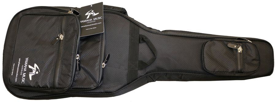Deluxe Electric Guitar Padded Softcase