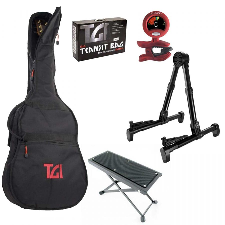 3/4 size Classical Guitar Accessory Pack