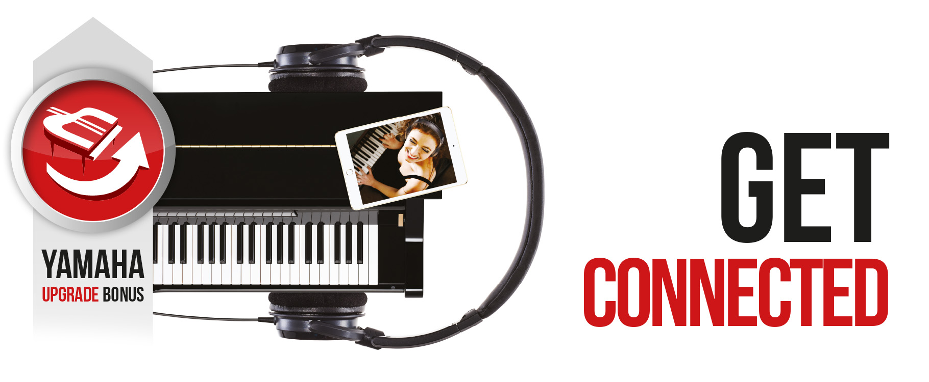Get Connected Title Image