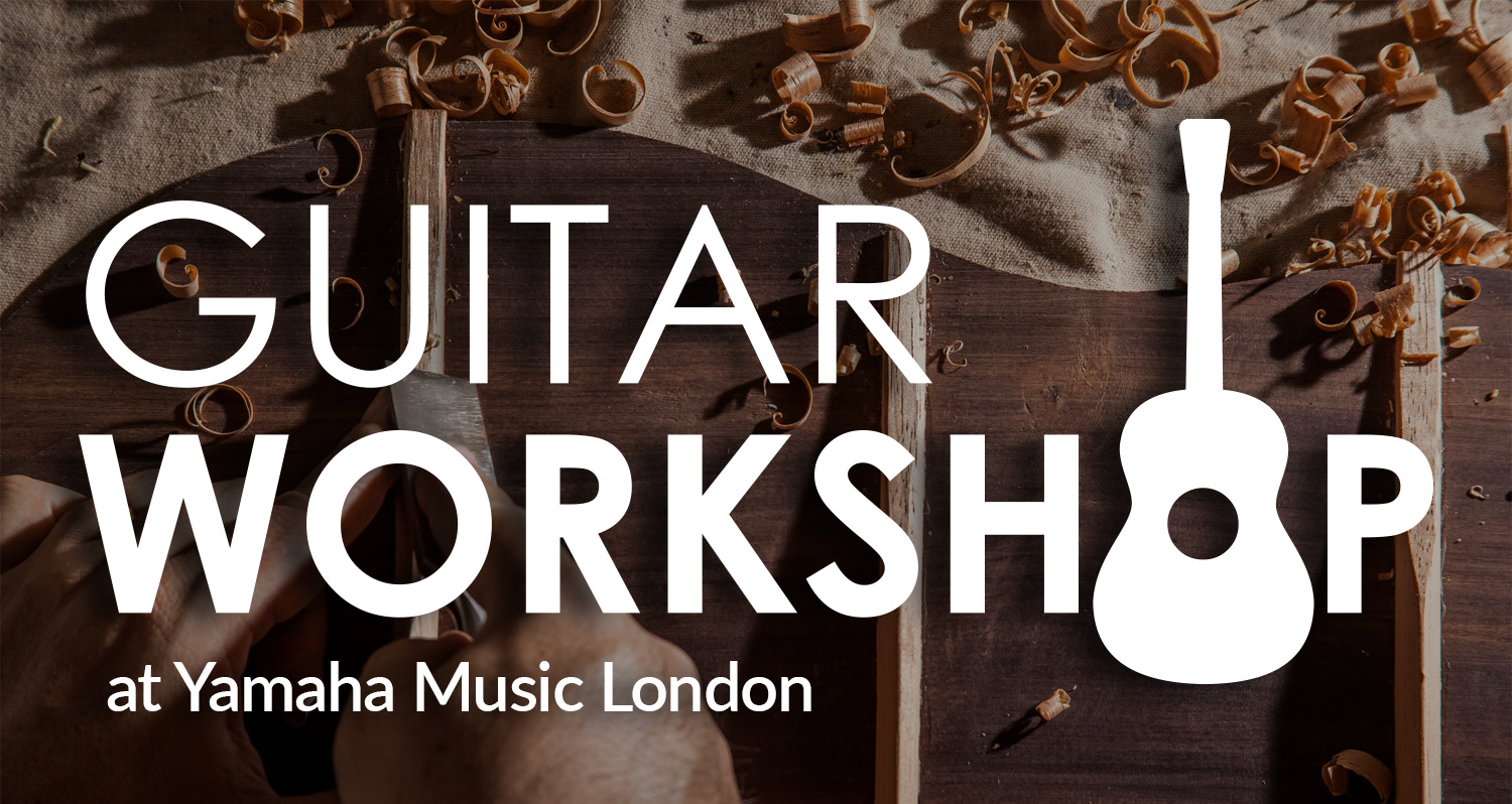 Guitar Workshop at Yamaha Music London