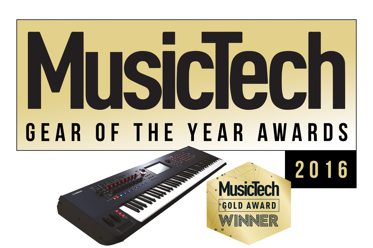 Music Tech Magazine Gear of the Year Awards 2016