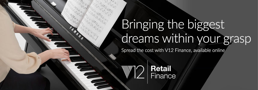 Bring the biggest dreams within grasp with V12 Retail Finance