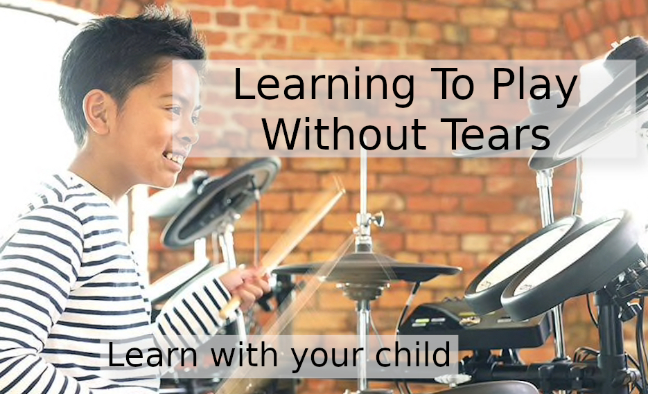 Photo Learning To Play a Musical Instrument