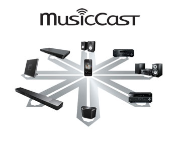 MusicCast: Your Music, Everywhere