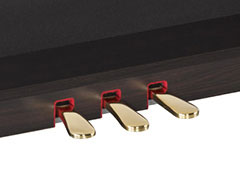 Piano-Like Pedals