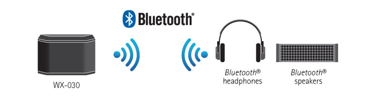 WX-030 & Bluetooth