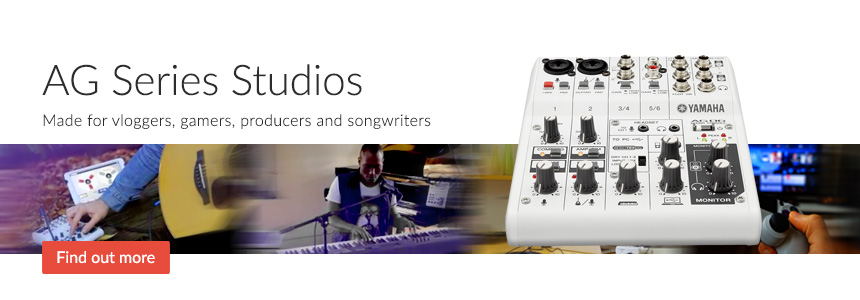 AG Series Studios - Made for vloggers, gamers and songwriters