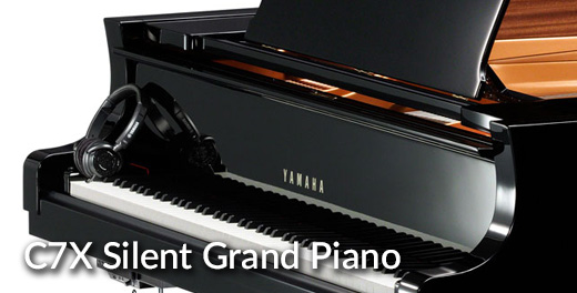 C7X Silent Grand Piano - Click here...