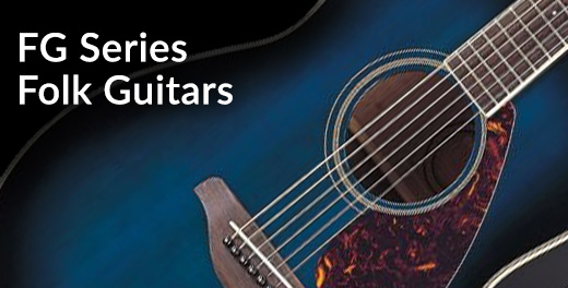 FG Series Folk Guitars - Click here....