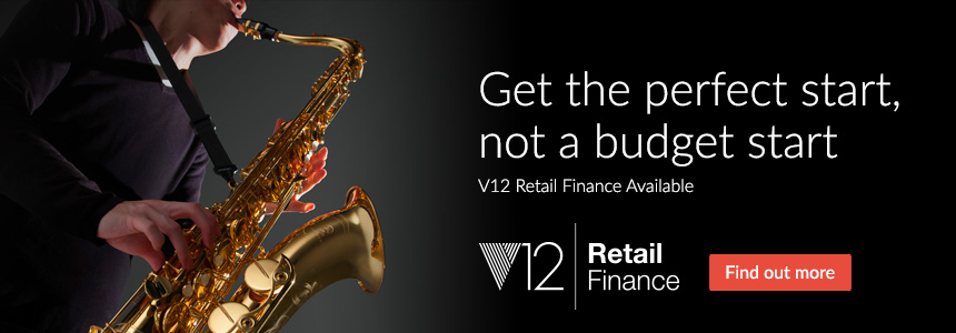 Making the decision even easier - V12 Retail Finance Available