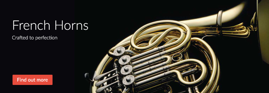 Yamaha French Horns - Crafted to perfection
