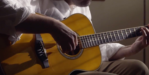 Discover the TransAcoustic Guitar