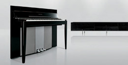 MODUS Digital Pianos
