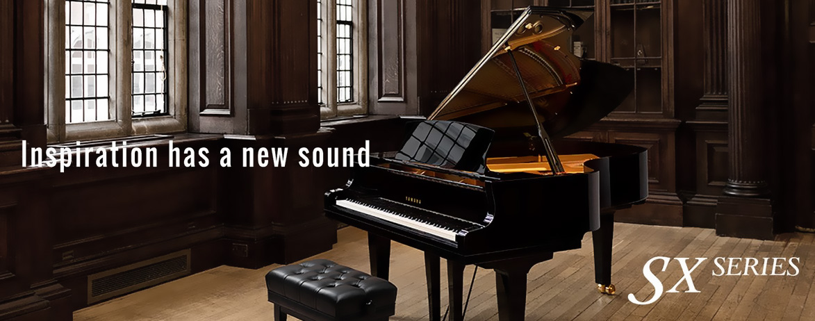 SX Series Pianos