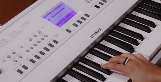 DGX-Series Portable Pianos | Yamaha Music London