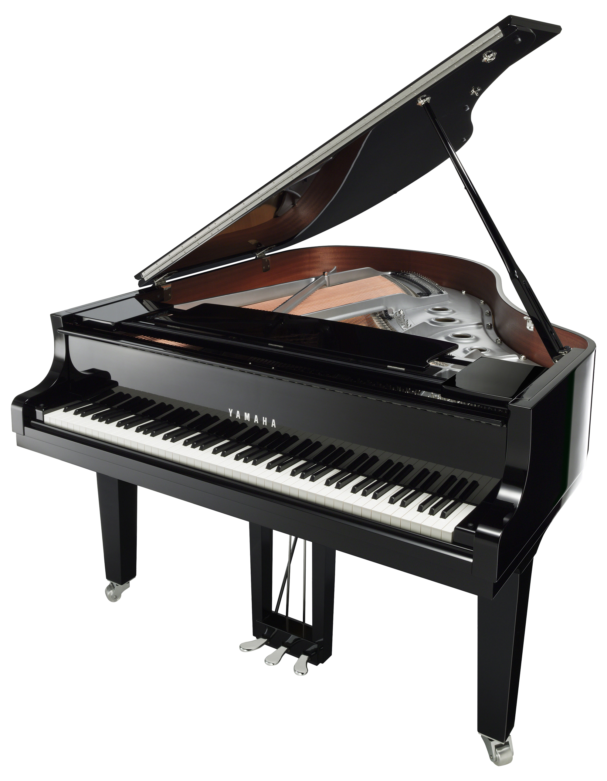 Image of a Yamaha grand piano