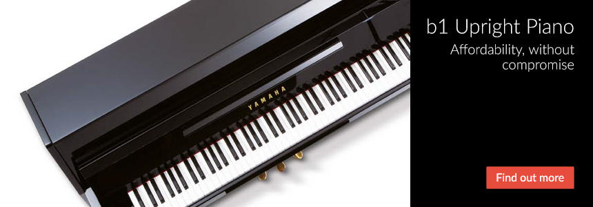 b1 Upright Piano - Affordability without compromise