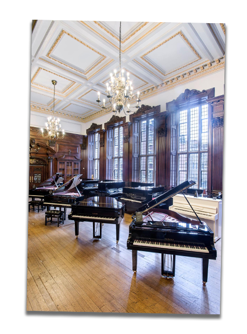 Photo of Yamaha Music London's Piano Hall
