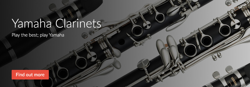 Yamaha Clarinets - Play the best; play Yamaha