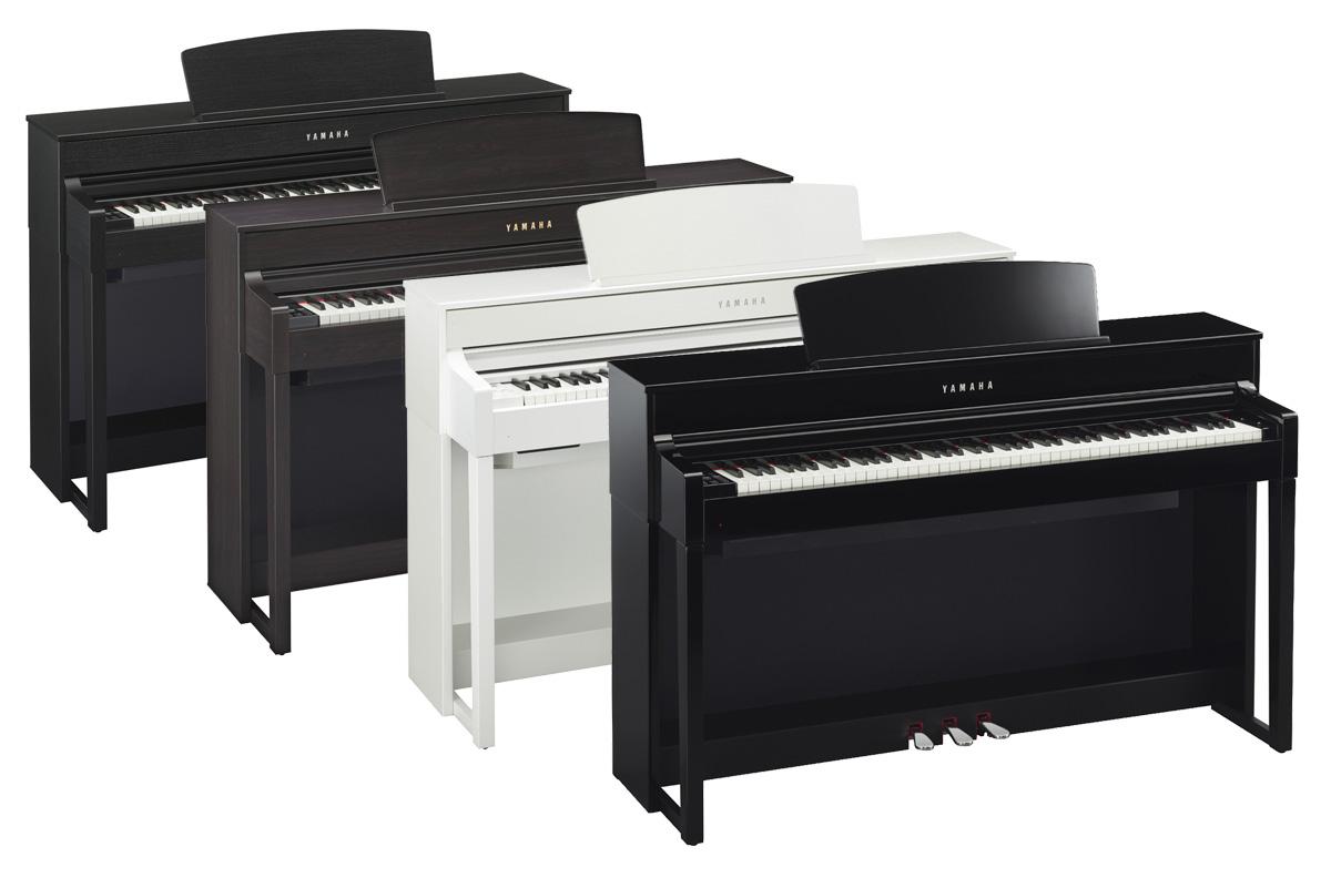 Yamaha clp 575 clavinova digital piano yamaha music for Yamaha clavinova clp 500