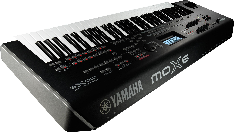 Yamaha mox6 synthesizer yamaha music london formerly for Yamaha keyboard synthesizer