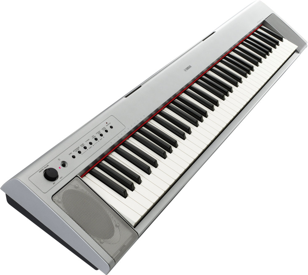 Yamaha np 31 piaggero 6 octave keyboard yamaha music london formerly chappell of bond street for Yamaha 3 octave keyboard