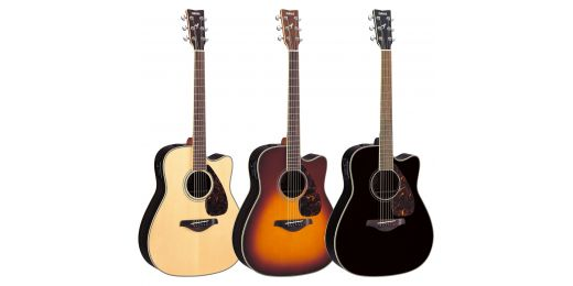All Electro-Acoustic Guitars