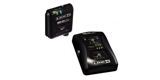 Line 6 Wireless Guitar Systems