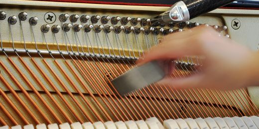 Piano Tuning & Technical Service