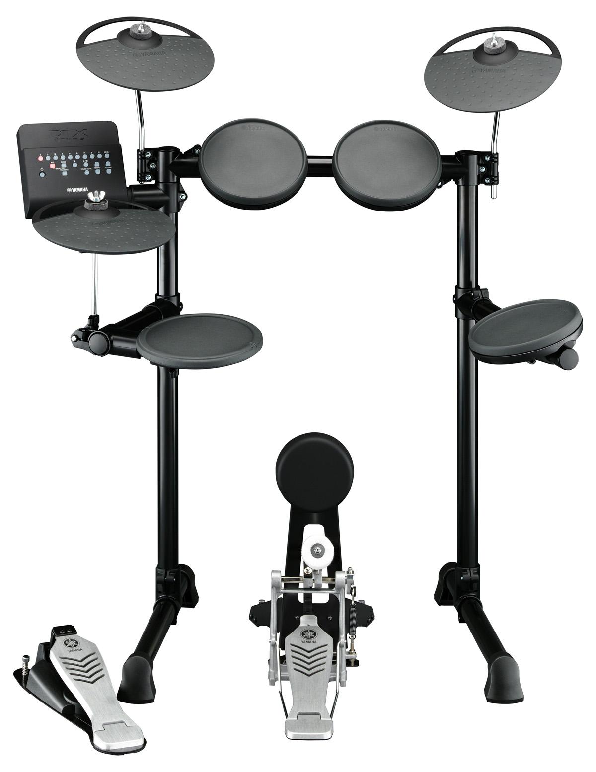 Yamaha dtx450k electronic drum kit yamaha music london for Electronic drum set yamaha