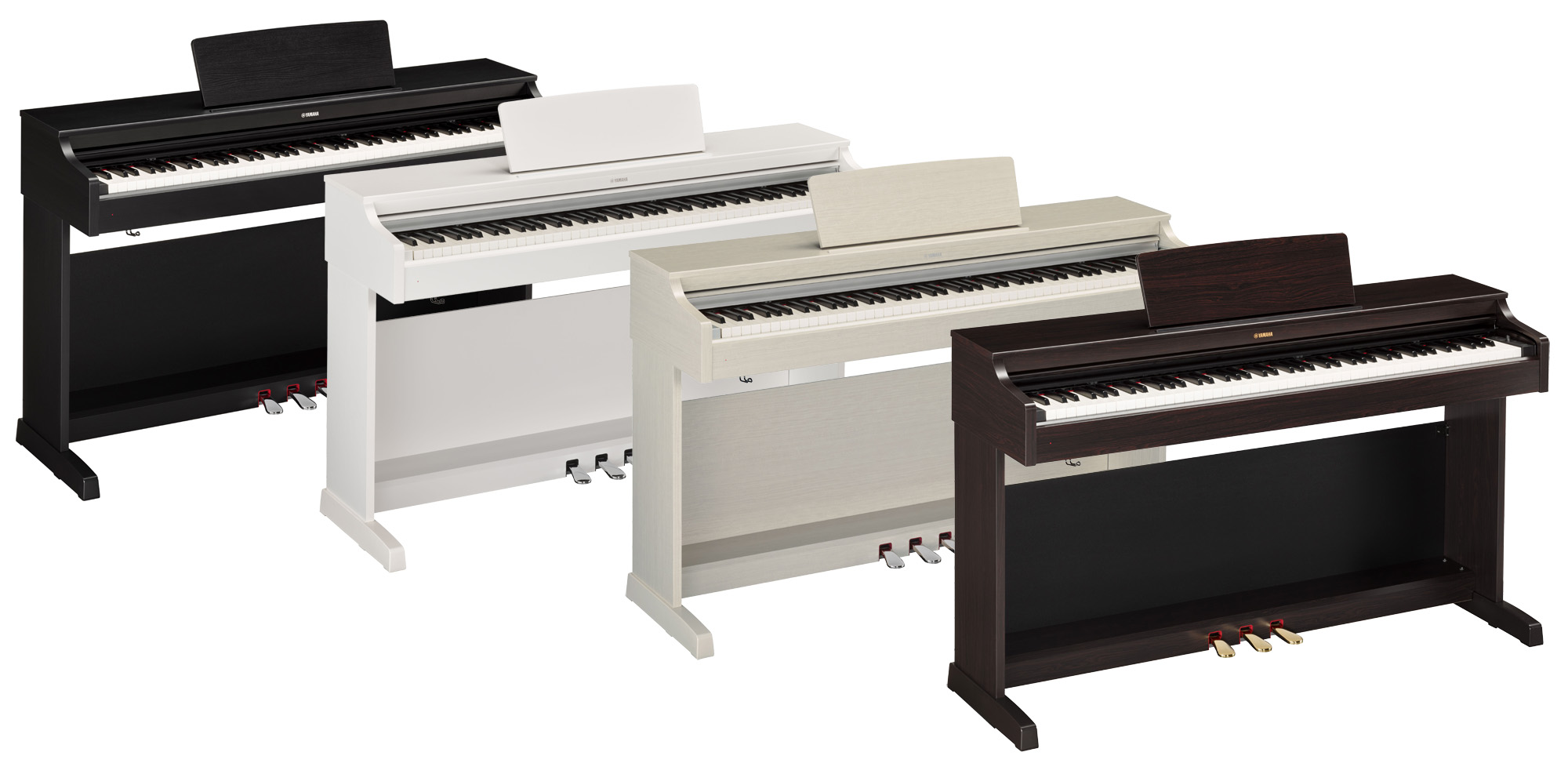 yamaha ydp 163 arius digital piano various finishes