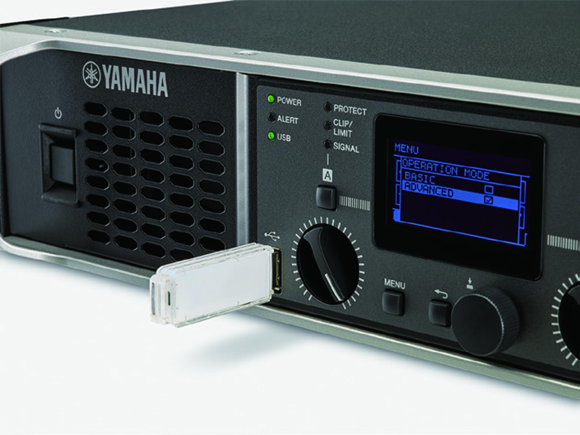 yamaha px5 power amplifier 500w stereo power amp yamaha