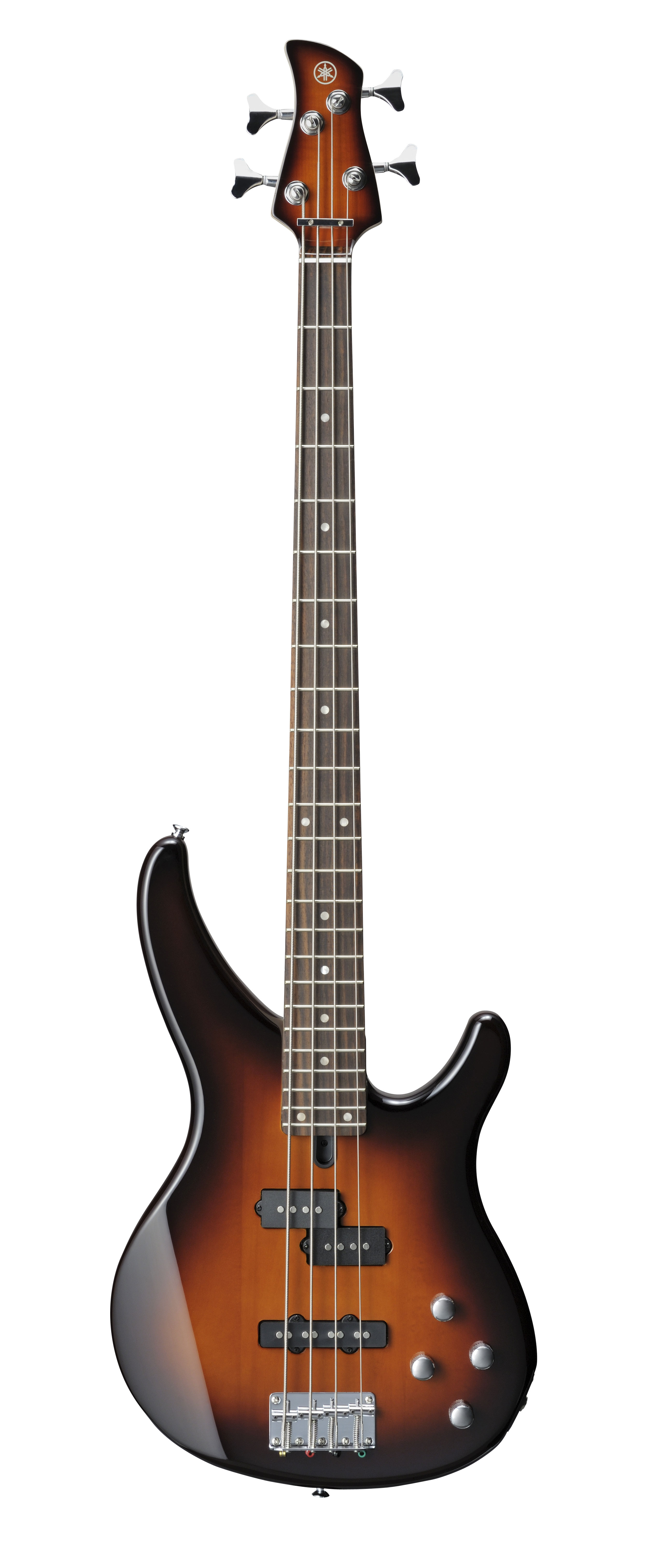 yamaha trbx204 4 string electric bass guitar in bright red metallic galaxy black grey metallic. Black Bedroom Furniture Sets. Home Design Ideas