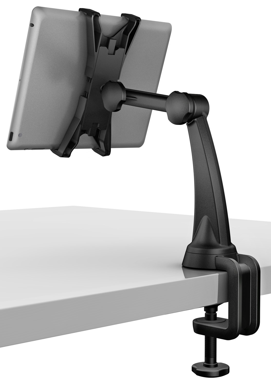 Ik Multimedia Iklip Xpand Stand Tabletop Riser Stand For