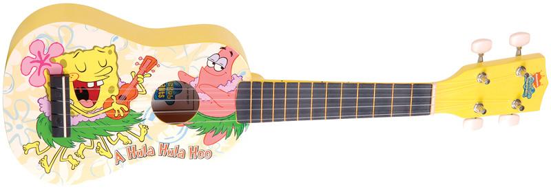 Image Gallery spongebob ukulele